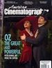 American Cinematographer Magazine omslag