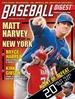 Baseball Digest omslag