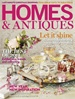 BBC Homes & Antiques omslag