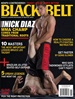 Black Belt Magazine omslag