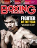 Boxing Monthly omslag
