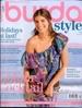 Burda Style (UK Edition) omslag