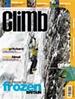 Climb Magazine omslag