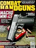 Combat Handguns omslag
