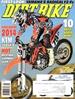 Dirt Bike Magazine omslag