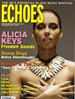 Echoes Monthly Magazine omslag