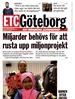 ETC Göteborg omslag