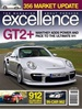Excellence, A Magazine About Porsche Cars omslag
