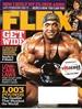 Flex Magazine omslag