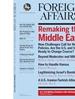 Foreign Affairs omslag