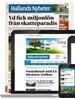 Hallands Nyheter omslag