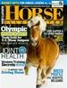 Horse Illustrated omslag