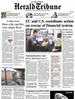 International Herald Tribune - 10 Months Subscription omslag