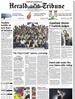 International Herald Tribune omslag