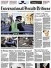 International Herald Tribune (Saturday Only) omslag