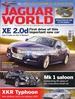 Jaguar World Monthly omslag