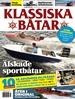 Klassiska båtar omslag