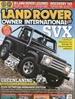 Landrover Owner International omslag