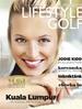 Lifestylegolf magazine omslag