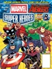 Marvel Super Heroes omslag