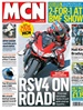 Motorcycle News omslag