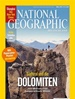 National Geographic (deutchland) omslag