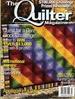 Quilter Magazine omslag