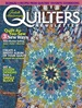 Quilters Newsletter Magazine omslag