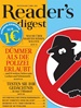 Readers Digest (German Edition) omslag