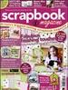 Scrapbook Magazine omslag