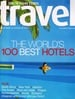 Sunday Times Travel Magazine omslag