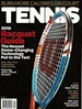 Tennis Magazine omslag