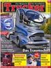 Trucker - Fernfahrermagazin omslag