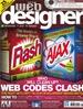 Web Designer omslag