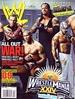 WWE Magazine omslag